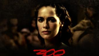 300 (movie) lena headey wallpaper