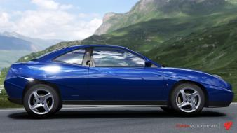 360 forza motorsport 4 fiat coupe 20v wallpaper