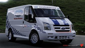 360 forza motorsport 4 ford transit ssv wallpaper
