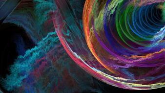 Abstract fractals cgi apophysis wallpaper
