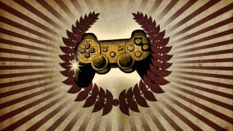 Achievements playstation 3 awards video game consoles controller wallpaper