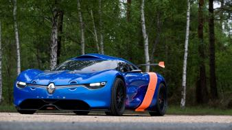 Alpine (cars) renault a110-50 wallpaper