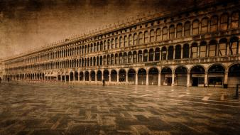 Architecture buildings textures venice italy cities arches Wallpaper