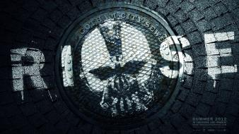 Batman movies graph bane the dark knight rises wallpaper