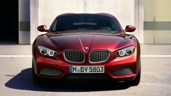 Bmw concept art zagato coupe wallpaper