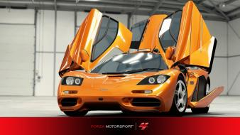 Cars mclaren f1 forza motorsport 4 wallpaper