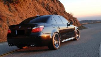 Cars motor bmw m5 currency wallpaper