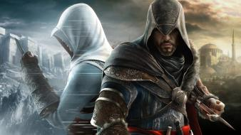 Creed pc revelations ezio auditore da firenze wallpaper