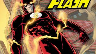 Dc comics flash comic hero wallpaper