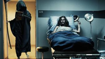 Death beds hospital alive Wallpaper