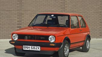 Gti volkswagen golf german cars 1976 i wallpaper