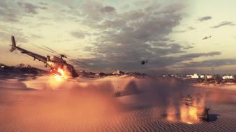 Helicopters tanks battlefield 3 3: armored kill wallpaper