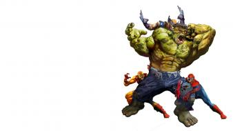 Hulk (comic character) comics spider-man wolverine zombies marvel wallpaper