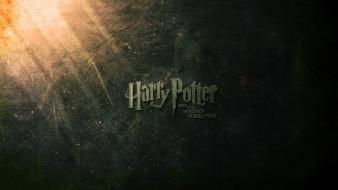 Light grunge harry potter and the deathly hallows wallpaper