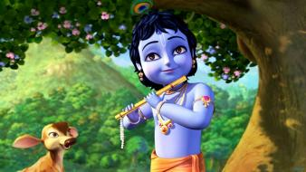 Movies little lord krishna hinduism wallpaper