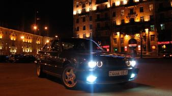 Night bmw m5 Wallpaper