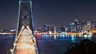 Night san francisco Wallpaper