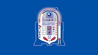 Star wars r2d2 pinball game wallpaper