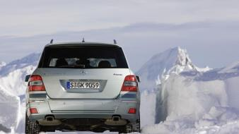 Suv mercedes-benz glk-class rear view cars mercedes benz wallpaper