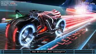 Tron paul revere wallpaper