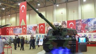 Turkey artillery firtina turkish army obus Wallpaper