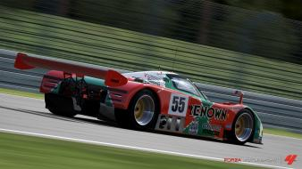 Xbox 360 forza motorsport 4 mazda 787b wallpaper