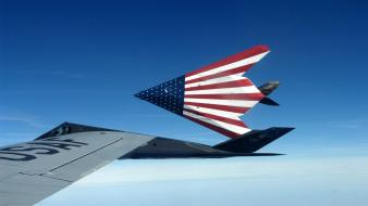 Air force lockheed f-117 nighthawk aviation redneck wallpaper