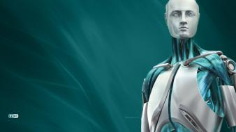 Android security virus artificial intelligence eset Wallpaper