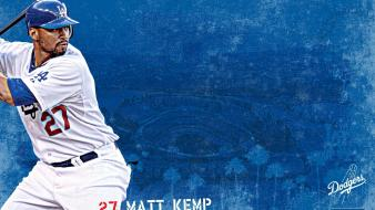Baseball los angeles dodgers matt kemp wallpaper