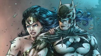 Batman dc comics superheroes wonder woman wallpaper