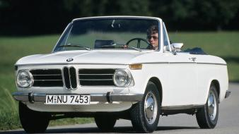 Bmw white cars 1967 classic wallpaper