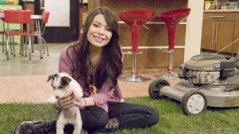 Brunettes movies miranda cosgrove icarly wallpaper