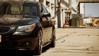 Cars rims sports black bmw 5 series wallpaper
