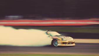 Cars smoke tuning toyota supra drifting wallpaper