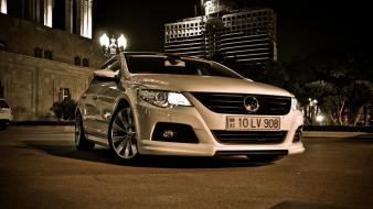 Cars volkswagen passat cc wallpaper