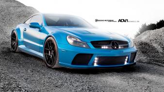 Cars wheels turquoise mercedes-benz wallpaper