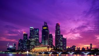 Cityscapes asia cities Wallpaper