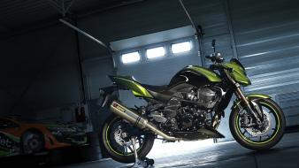 Japan legend kawasaki motorbikes bikers racing bike wallpaper