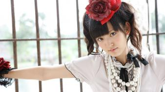Japanese project books asians hello airi suzuki Wallpaper