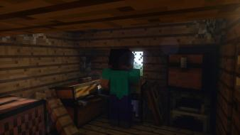 Lumber minecraft web chest cinema 4d shed wallpaper