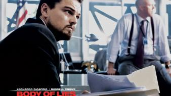 Movies body of lies leonardo dicaprio wallpaper