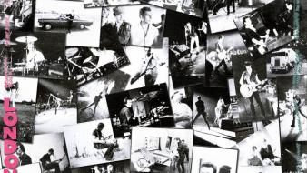 Music punk oldschool bands the clash rock wallpaper