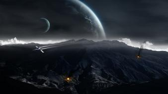 Outer space wonderful wallpaper