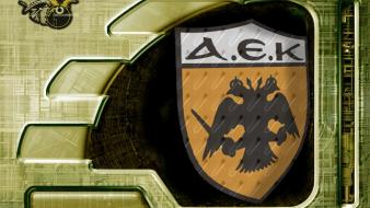 Ultras aek athens hooligans style original 21 Wallpaper