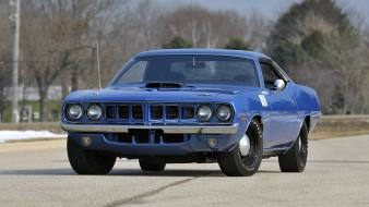 Usa plymouth barracuda classic widescreen hemi cuda wallpaper