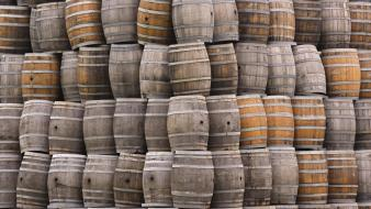 Valley california wine stacked barrels wallpaper