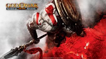 Video games sparta playstation god of war ghost wallpaper