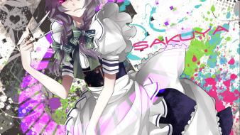 Video games touhou izayoi sakuya wallpaper