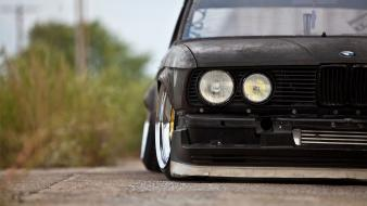 View classic cars headlights stance works rutsty Wallpaper