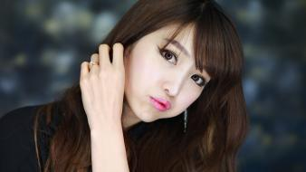 Women models asians korean lee eun hye wallpaper